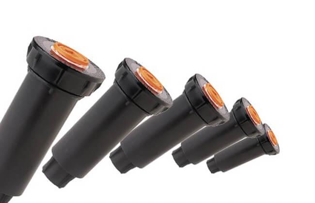 Góc phun có thể điều chỉnh từ 0 – 180 độ